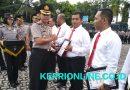 Berhasil Ungkap Kasus , 19 Anggota Polres Karimun Dapat Penghargaan