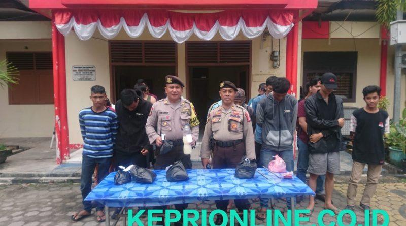 Dua Puluh Orang Masyarkat Tanjungpinang Terjaring Razia Tipiring