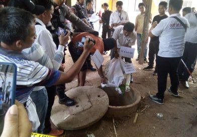 Polisi Gelar Rekonstruksi Pembunuhan Arnold Tambunan