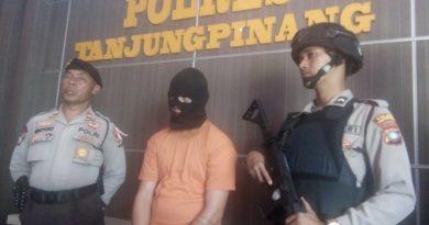Ini Pelaku Percobaan Pembunuhan Jaksa di Bintan