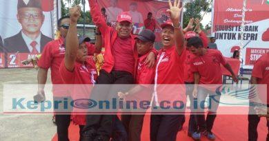 Perjuangan Menuai Hasil,Sturman Lolos Senayan