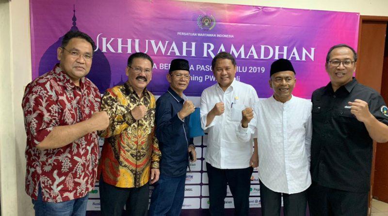 PWI Peduli Dari Anggota Untuk Masyarakat