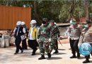 Panglima TNI Kunjungi Rumah Sakit Khusus Corona