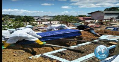 Beredar Foto Pemakaman Pasien PDP Virus Corona